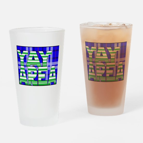 Yay Area Drinking Glass