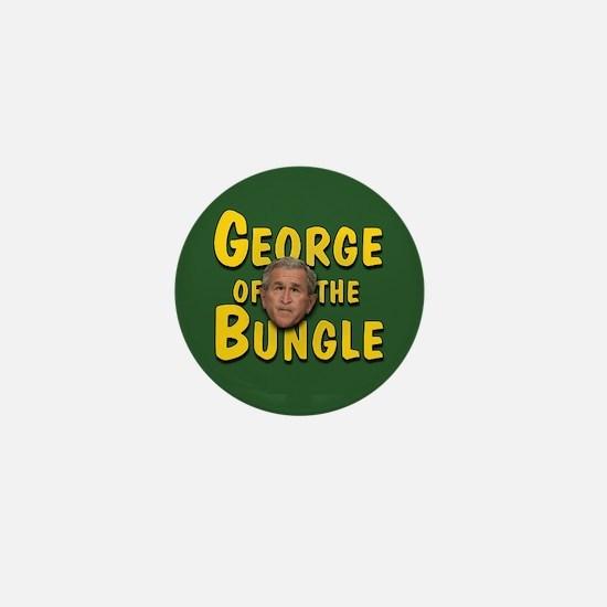 George of the Bungle Mini Button