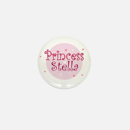 Stella Mini Button