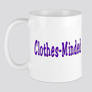 Clothes-Minded Mug