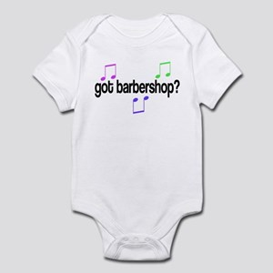 Got Barbershop Infant Bodysuit