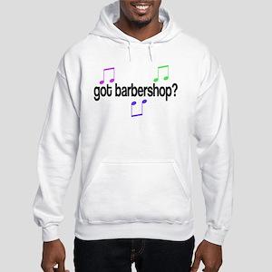 Got Barbershop Hooded Sweatshirt