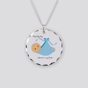 Forever In My Heart (Boy) Necklace