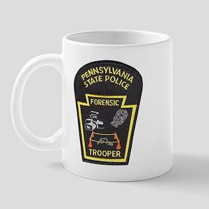Pennsylvania C.S.I. Mug