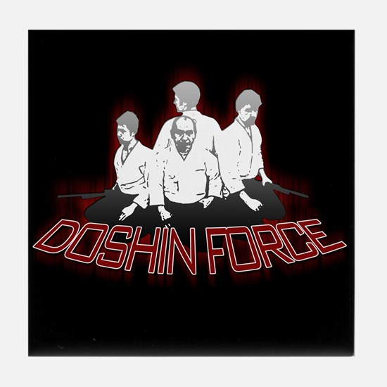 Doshin Force Tile Coaster