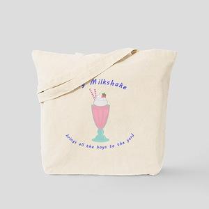 My Milkshake Tote Bag