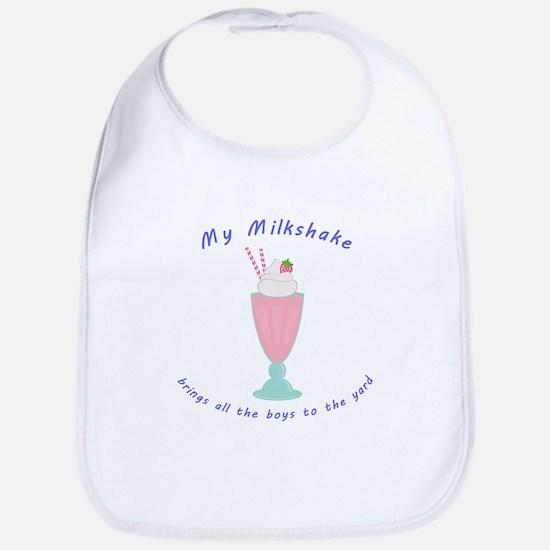 My Milkshake Bib