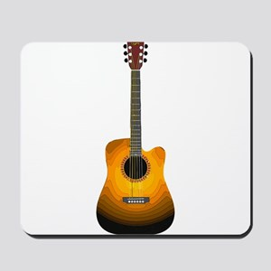 Acoustic Guitar 3 Mousepad