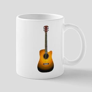 Acoustic Guitar 3 Mug