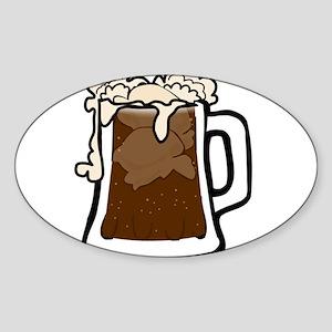 Root Beer Float Sticker
