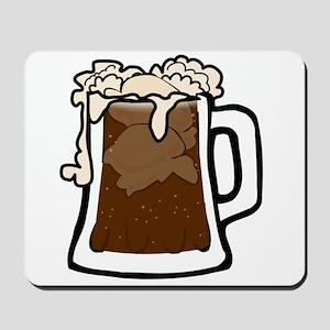 Root Beer Float Mousepad