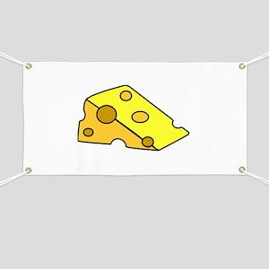 Swiss Cheese Banner