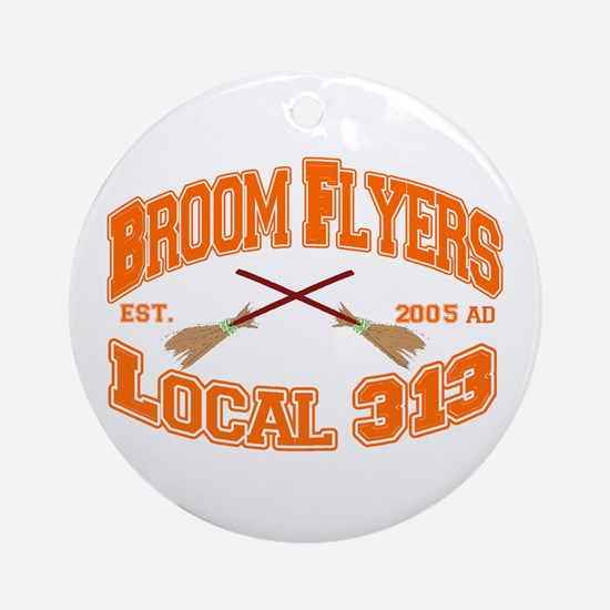 Flyers Ornament (Round)