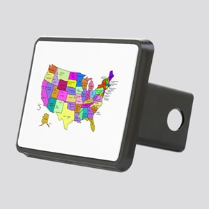 United States and Capital Cities Hitch Cover