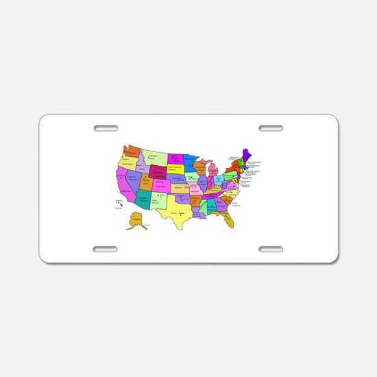 United States and Capital Cities Aluminum License