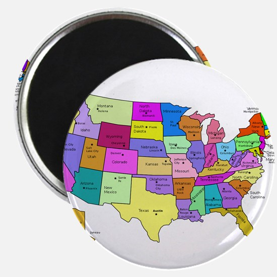United States and Capital Cities Magnet