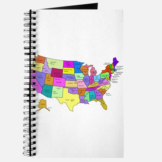 United States and Capital Cities Journal