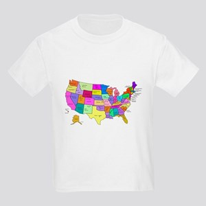 United States and Capital Cities T-Shirt