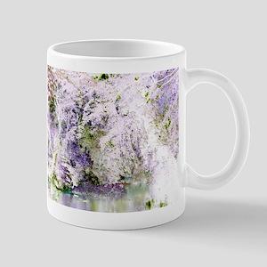 """Abstraction """"Nature"""" Small Mug"""