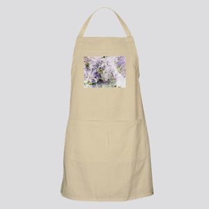 """Abstraction """"Nature"""" Apron"""