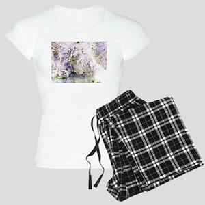 """Abstraction """"Nature"""" pajamas"""