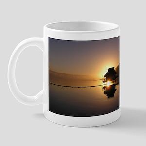 Bungalow Sunrise Mug