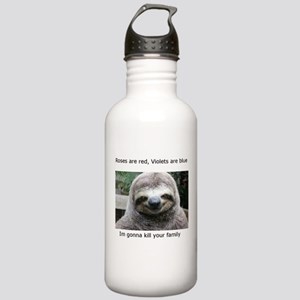 Killer Sloth Water Bottle