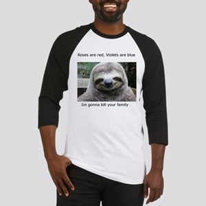 Killer Sloth Baseball Jersey