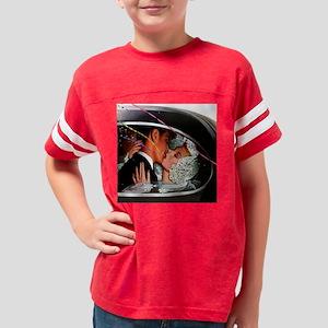 bridekiss5x5 Youth Football Shirt