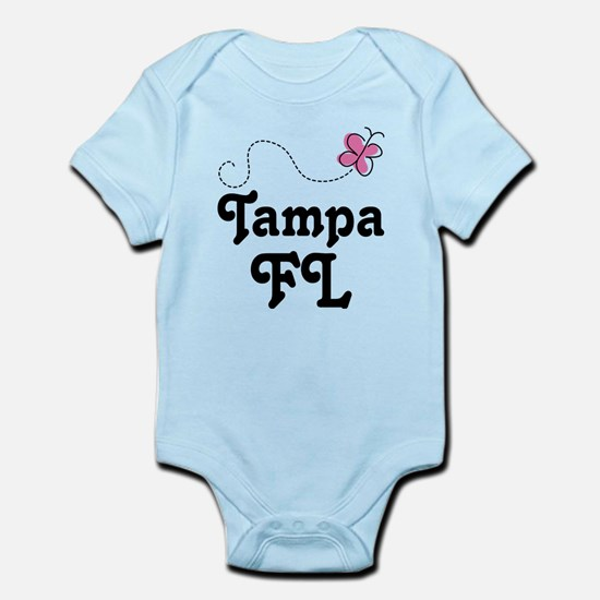 Tampa Florida Infant Bodysuit