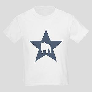 Bulldog Star Kids T-Shirt