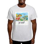 got sushi? Ash Grey T-Shirt
