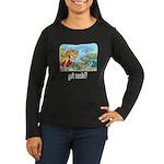 got sushi? Women's Long Sleeve Dark T-Shirt