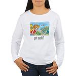 got sushi? Women's Long Sleeve T-Shirt