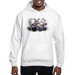 Just Drums Hooded Sweatshirt
