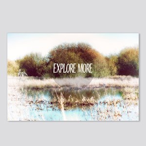 Explore More wilderness Postcards (Package of 8)