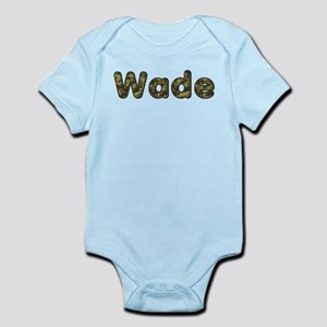Wade Army Body Suit
