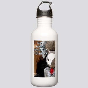 The Opera Phantom Squirrel Water Bottle