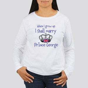 Marry Prince George Long Sleeve T-Shirt