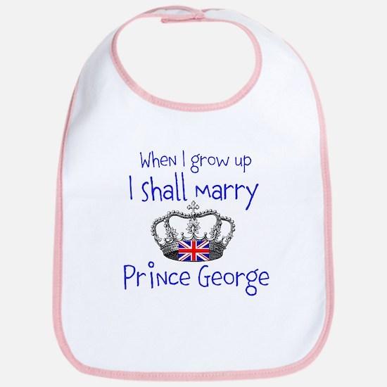 Marry Prince George Bib