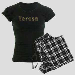Teresa Army Pajamas