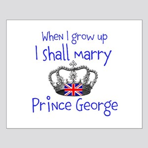 Marry Prince George Posters