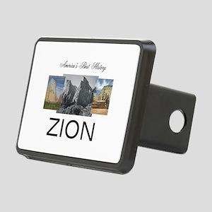 ABH Zion Rectangular Hitch Cover