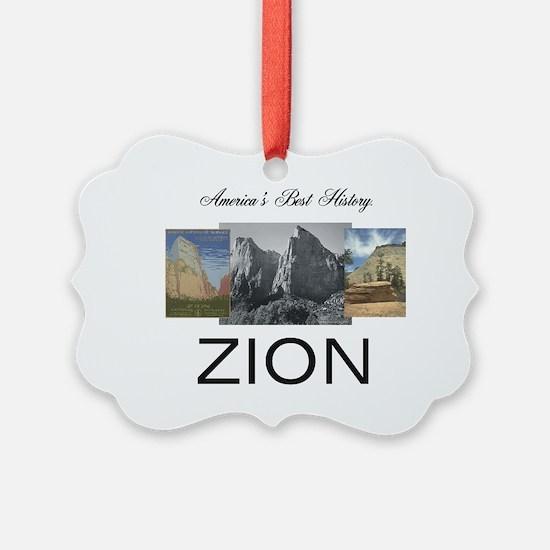ABH Zion Ornament
