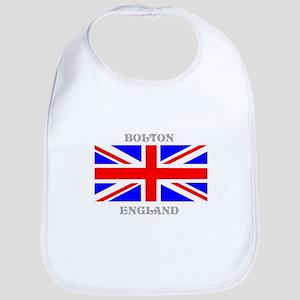 Bolton England Bib