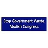 Anti gop congress Stickers & Flair