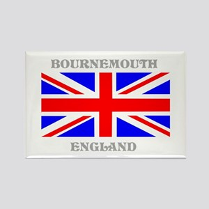 Bournemouth England Rectangle Magnet