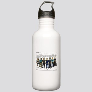 Characters of LE part 1 Water Bottle