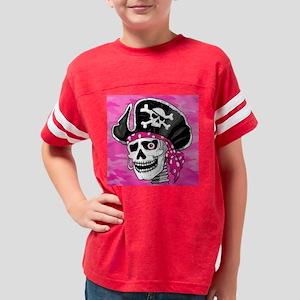 pirate Youth Football Shirt