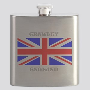 Crawley England Flask